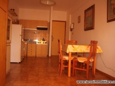 Furnished two-bedroom apartment in central area