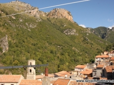 Furnished two-bedroom apartment in the historic center of Orsomarso