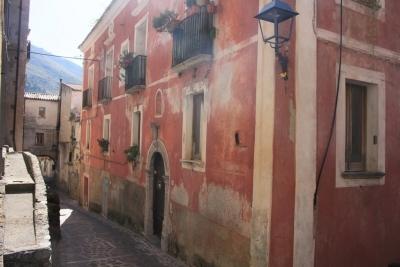 Appartamento in borgo antico con terrazzo vista mare