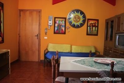 Mansarda al quarto piano con due camere da letto