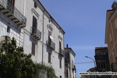 Mansard in the old town of S.Domenica Talao