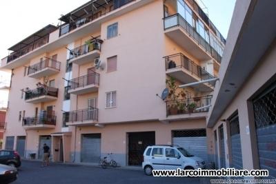 Second floor apartment in residential area