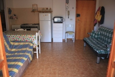 Appartamento al primo piano con terrazzo