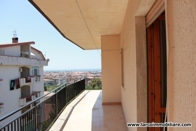 Residential and panoramic apartment