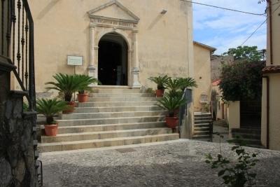 Bilocale arredato nel centro storico di Scalea